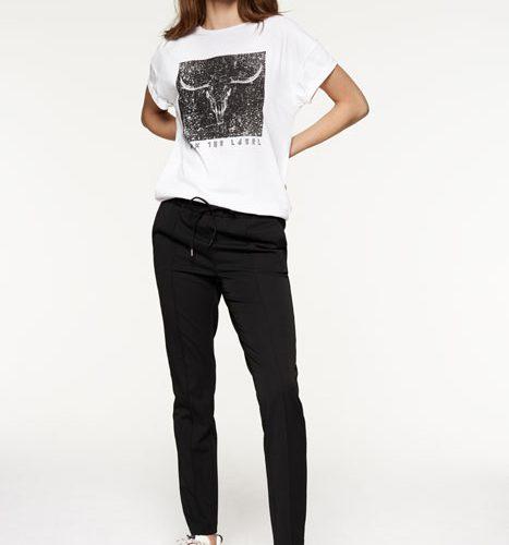 comfi pantalon van alix the label voor zowel netjes als zakelijk te dragen