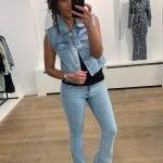 Flared jeans van Homage to denim